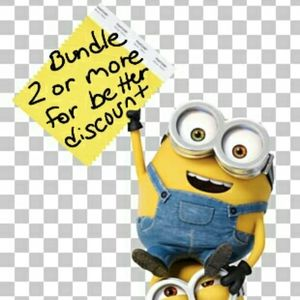 Bundle 2 or more for better discount
